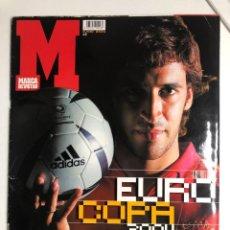 Coleccionismo deportivo: GUÍA MARCA EUROCOPA DE FÚTBOL PORTUGAL 2004. Lote 255455760