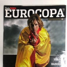 Coleccionismo deportivo: GUÍA MARCA EUROCOPA DE FÚTBOL AUSTRIA SUIZA 2008. Lote 255456255