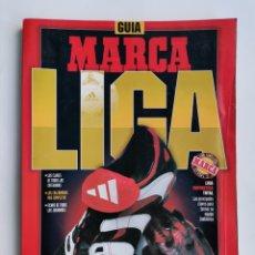 Coleccionismo deportivo: LIGA FANTÁSTICA MARCA 98-99 GUÍA FÚTBOL. Lote 255596770