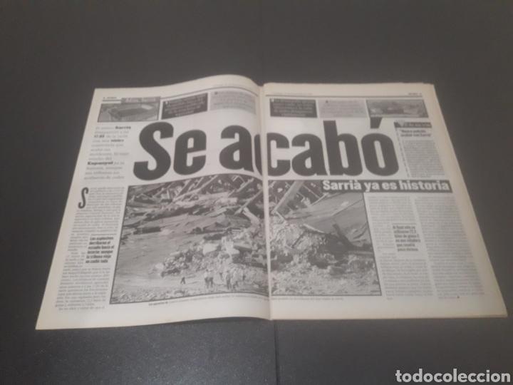 Coleccionismo deportivo: SPORT N° 6429. 21DE SEPTIEMBRE 1997. - Foto 2 - 255934760