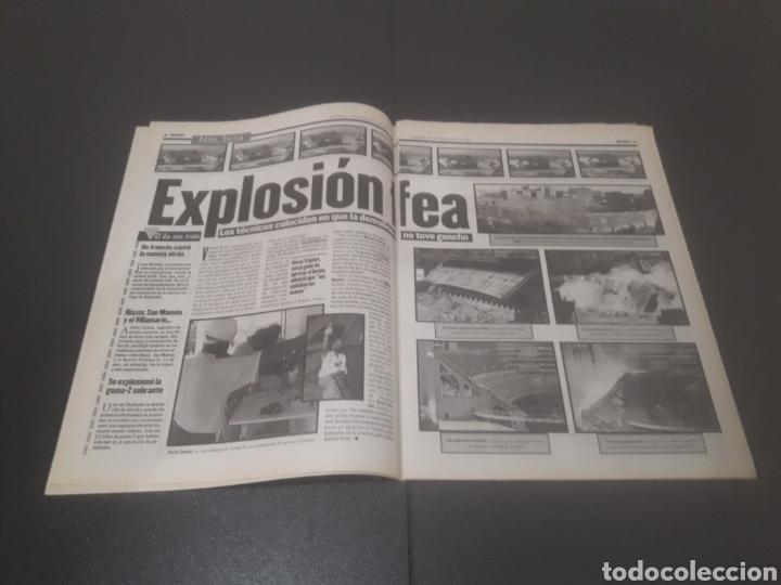 Coleccionismo deportivo: SPORT N° 6429. 21DE SEPTIEMBRE 1997. - Foto 3 - 255934760