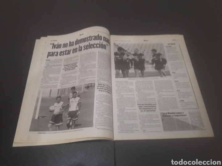 Coleccionismo deportivo: SPORT N° 6429. 21DE SEPTIEMBRE 1997. - Foto 6 - 255934760