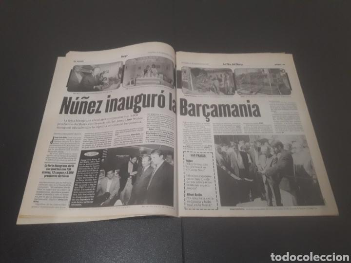 Coleccionismo deportivo: SPORT N° 6429. 21DE SEPTIEMBRE 1997. - Foto 7 - 255934760