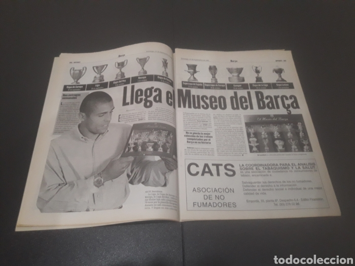 Coleccionismo deportivo: SPORT N° 6429. 21DE SEPTIEMBRE 1997. - Foto 12 - 255934760