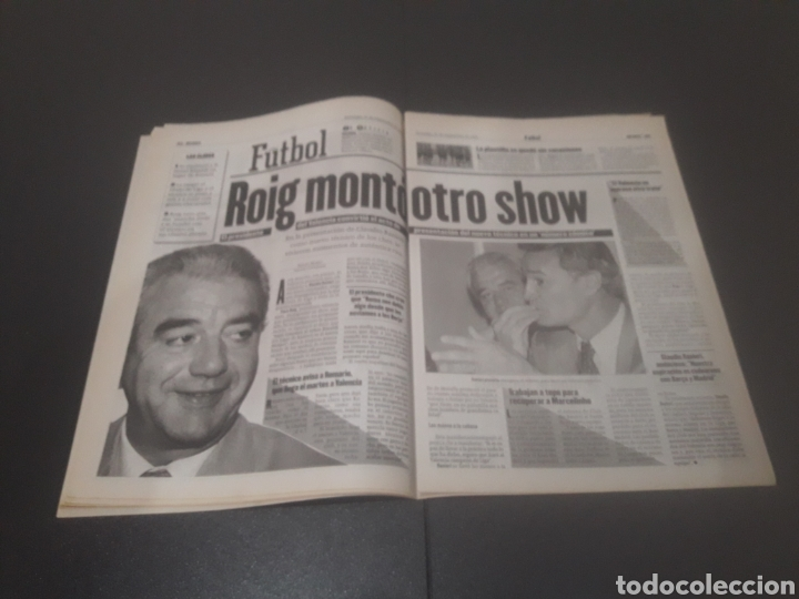 Coleccionismo deportivo: SPORT N° 6429. 21DE SEPTIEMBRE 1997. - Foto 13 - 255934760