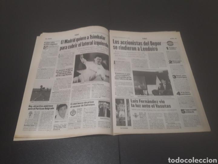 Coleccionismo deportivo: SPORT N° 6429. 21DE SEPTIEMBRE 1997. - Foto 15 - 255934760