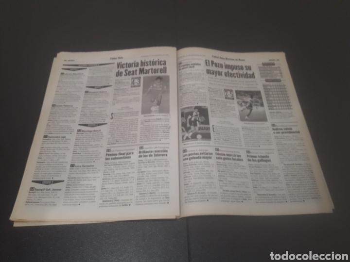 Coleccionismo deportivo: SPORT N° 6429. 21DE SEPTIEMBRE 1997. - Foto 20 - 255934760