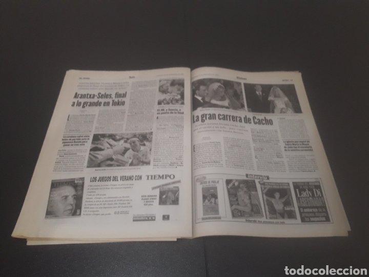 Coleccionismo deportivo: SPORT N° 6429. 21DE SEPTIEMBRE 1997. - Foto 24 - 255934760