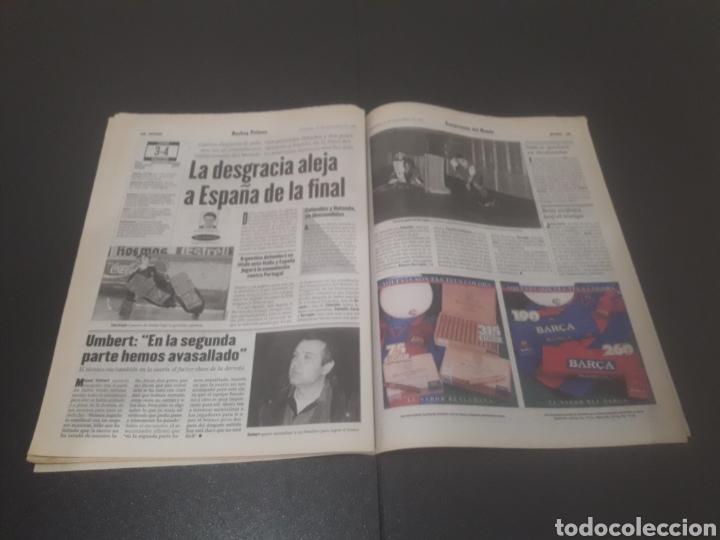 Coleccionismo deportivo: SPORT N° 6429. 21DE SEPTIEMBRE 1997. - Foto 25 - 255934760