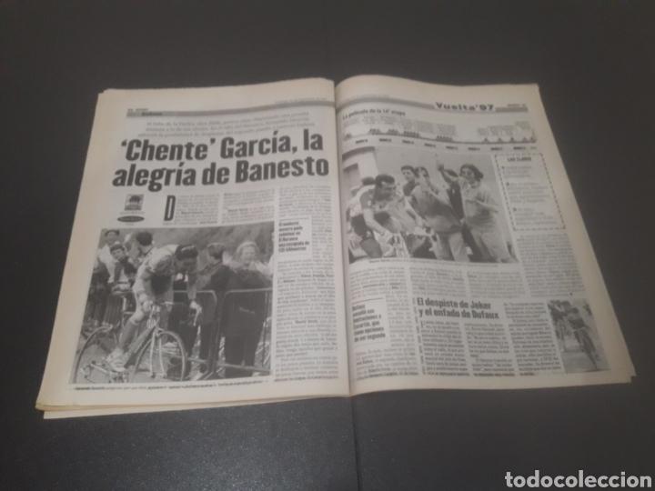 Coleccionismo deportivo: SPORT N° 6429. 21DE SEPTIEMBRE 1997. - Foto 26 - 255934760