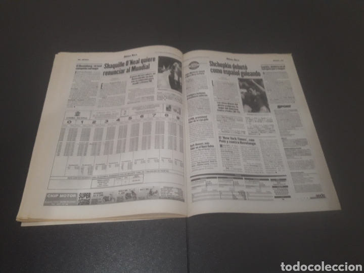 Coleccionismo deportivo: SPORT N° 6429. 21DE SEPTIEMBRE 1997. - Foto 32 - 255934760