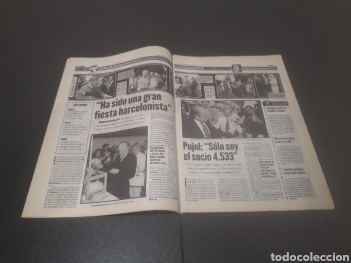 Coleccionismo deportivo: SPORT N° 6374. 29 DE JULIO 1997. - Foto 5 - 255935900