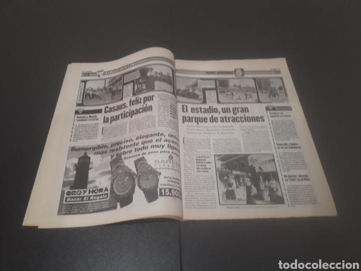 Coleccionismo deportivo: SPORT N° 6374. 29 DE JULIO 1997. - Foto 6 - 255935900