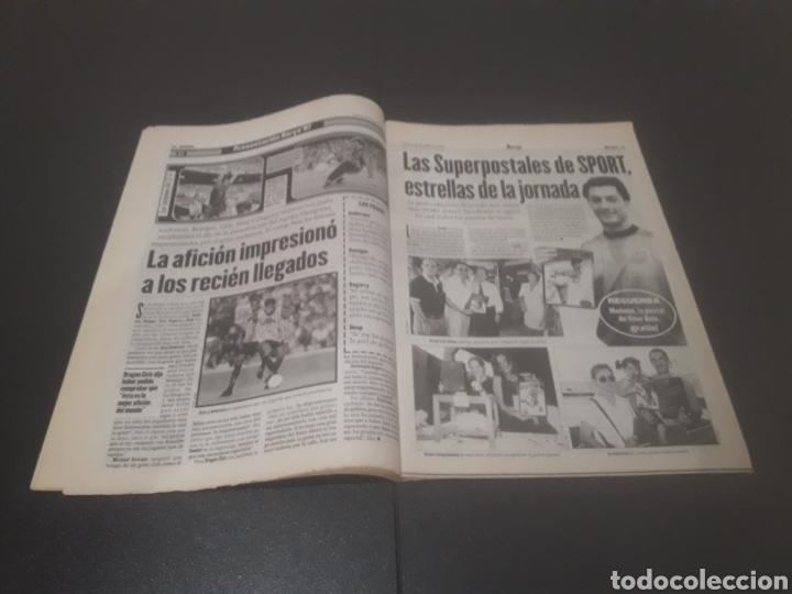 Coleccionismo deportivo: SPORT N° 6374. 29 DE JULIO 1997. - Foto 9 - 255935900