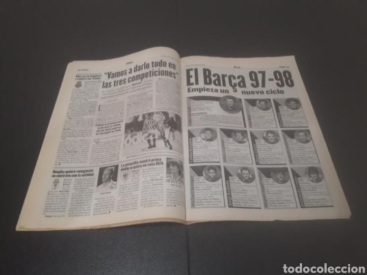 Coleccionismo deportivo: SPORT N° 6374. 29 DE JULIO 1997. - Foto 16 - 255935900
