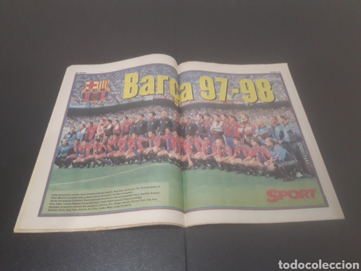 Coleccionismo deportivo: SPORT N° 6374. 29 DE JULIO 1997. - Foto 17 - 255935900