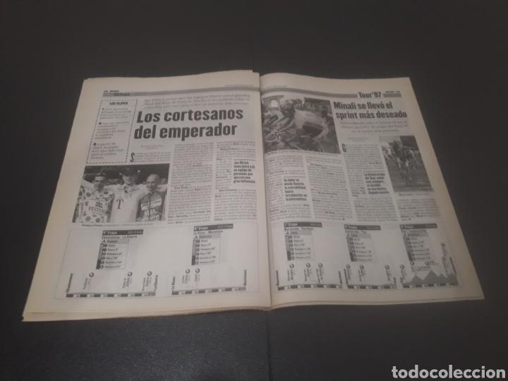 Coleccionismo deportivo: SPORT N° 6374. 29 DE JULIO 1997. - Foto 23 - 255935900