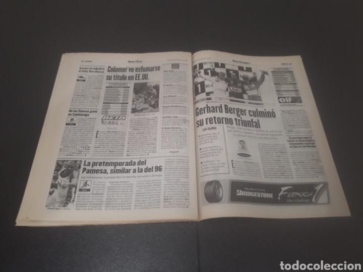 Coleccionismo deportivo: SPORT N° 6374. 29 DE JULIO 1997. - Foto 28 - 255935900