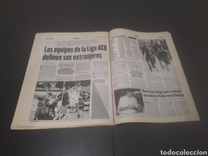 Coleccionismo deportivo: SPORT N° 6374. 29 DE JULIO 1997. - Foto 30 - 255935900