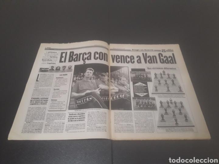 Coleccionismo deportivo: SPORT N° 6372. 26 DE JULIO 1997. - Foto 2 - 255937055