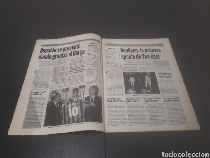 Coleccionismo deportivo: SPORT N° 6372. 26 DE JULIO 1997. - Foto 5 - 255937055