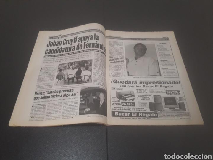 Coleccionismo deportivo: SPORT N° 6372. 26 DE JULIO 1997. - Foto 8 - 255937055
