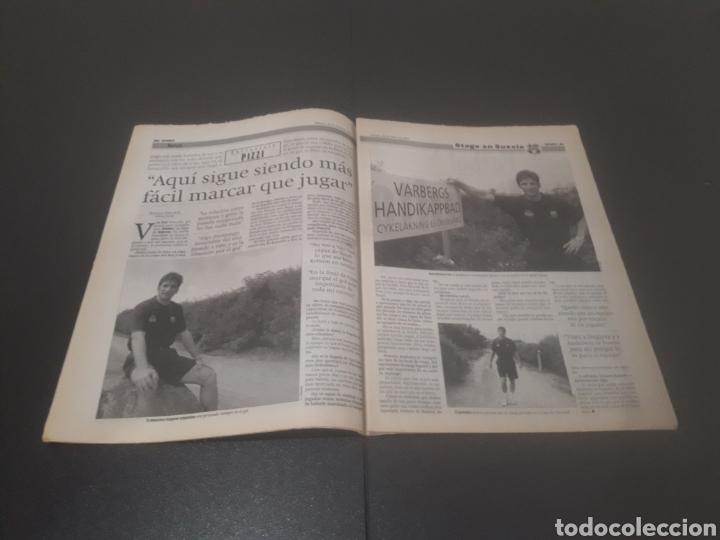 Coleccionismo deportivo: SPORT N° 6372. 26 DE JULIO 1997. - Foto 11 - 255937055