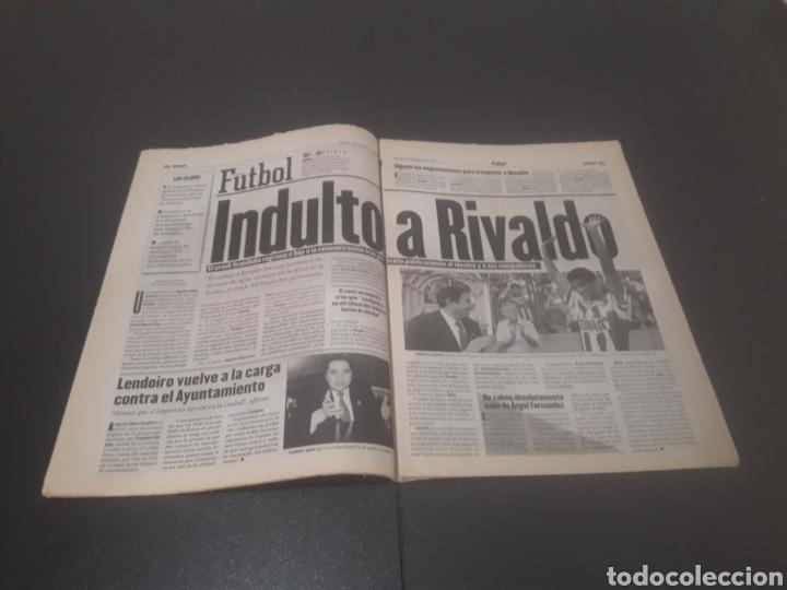 Coleccionismo deportivo: SPORT N° 6372. 26 DE JULIO 1997. - Foto 12 - 255937055