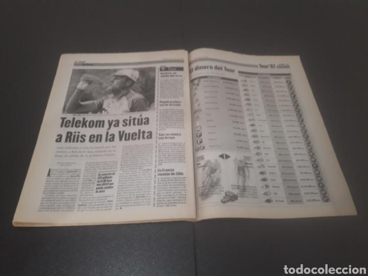 Coleccionismo deportivo: SPORT N° 6372. 26 DE JULIO 1997. - Foto 24 - 255937055
