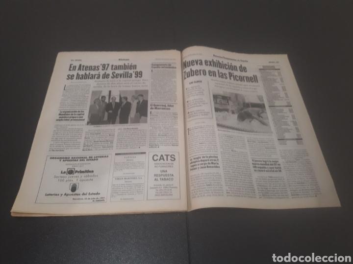Coleccionismo deportivo: SPORT N° 6372. 26 DE JULIO 1997. - Foto 28 - 255937055