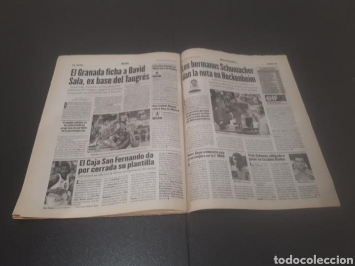 Coleccionismo deportivo: SPORT N° 6372. 26 DE JULIO 1997. - Foto 30 - 255937055