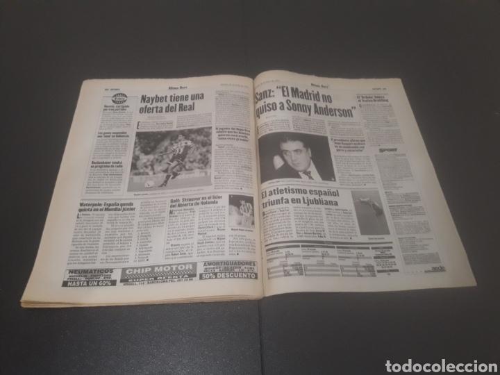 Coleccionismo deportivo: SPORT N° 6372. 26 DE JULIO 1997. - Foto 32 - 255937055