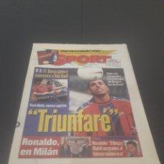 Coleccionismo deportivo: SPORT N° 6372. 26 DE JULIO 1997.. Lote 255937055