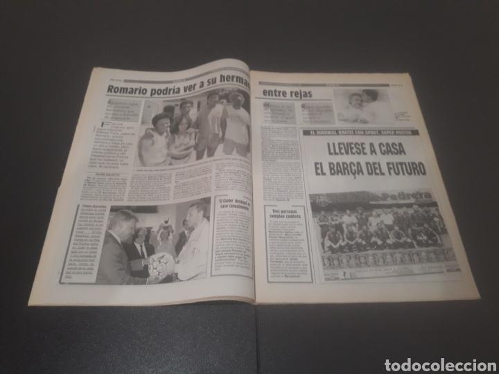 Coleccionismo deportivo: SPORT N° 5689. TENIS DE SEPTIEMBRE 1995. - Foto 6 - 255938115