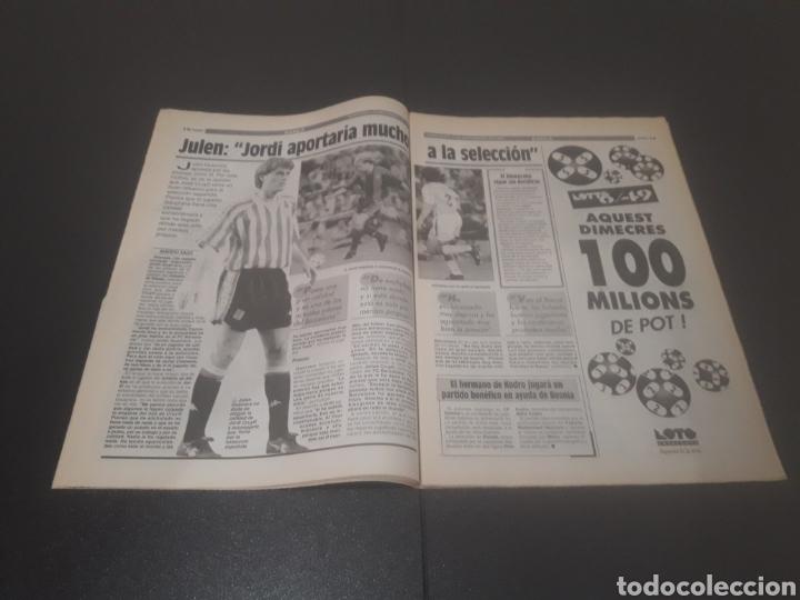 Coleccionismo deportivo: SPORT N° 5689. TENIS DE SEPTIEMBRE 1995. - Foto 7 - 255938115