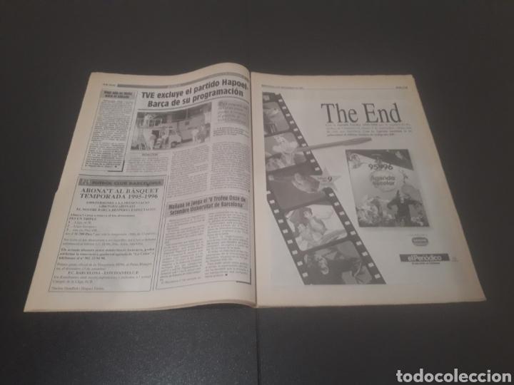 Coleccionismo deportivo: SPORT N° 5689. TENIS DE SEPTIEMBRE 1995. - Foto 8 - 255938115
