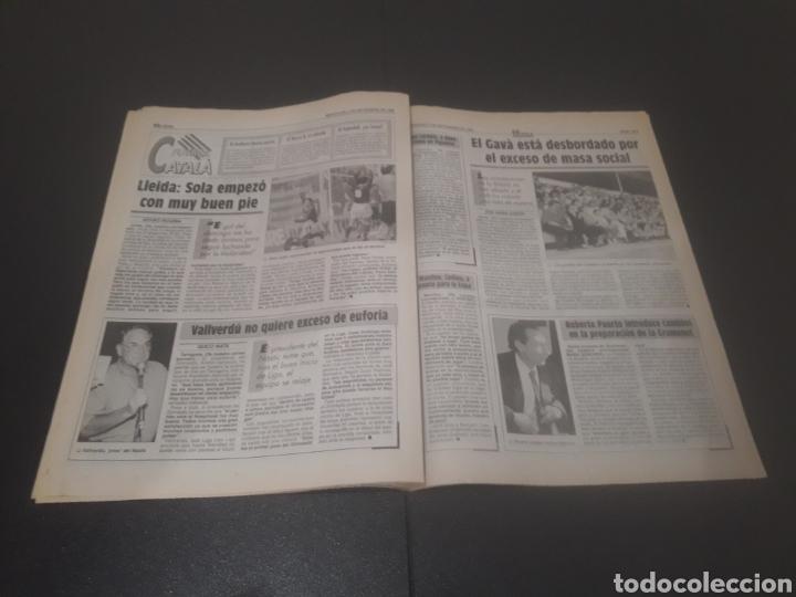 Coleccionismo deportivo: SPORT N° 5689. TENIS DE SEPTIEMBRE 1995. - Foto 21 - 255938115
