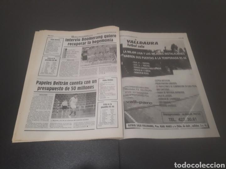Coleccionismo deportivo: SPORT N° 5689. TENIS DE SEPTIEMBRE 1995. - Foto 23 - 255938115