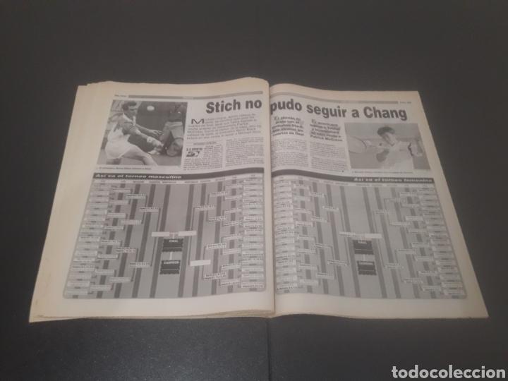 Coleccionismo deportivo: SPORT N° 5689. TENIS DE SEPTIEMBRE 1995. - Foto 29 - 255938115