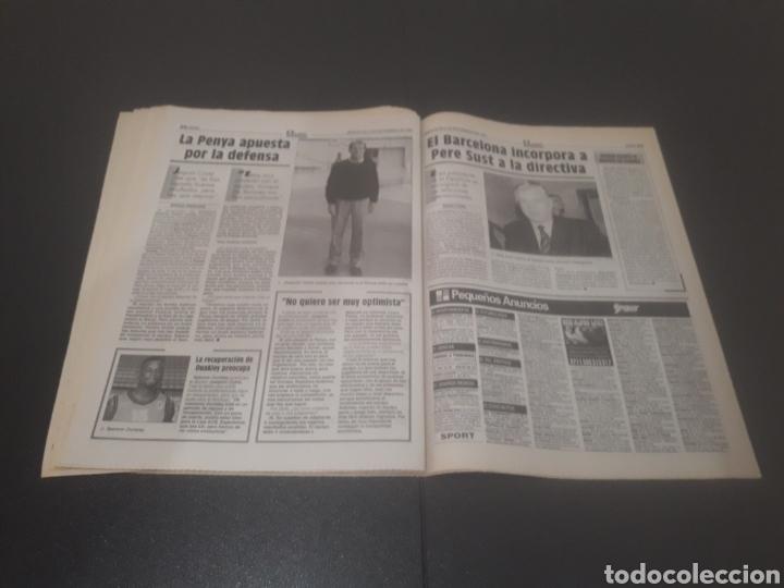 Coleccionismo deportivo: SPORT N° 5689. TENIS DE SEPTIEMBRE 1995. - Foto 33 - 255938115