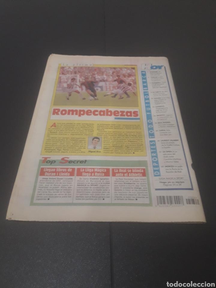 Coleccionismo deportivo: SPORT N° 5689. TENIS DE SEPTIEMBRE 1995. - Foto 37 - 255938115