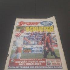 Coleccionismo deportivo: SPORT N° 5689. TENIS DE SEPTIEMBRE 1995.. Lote 255938115