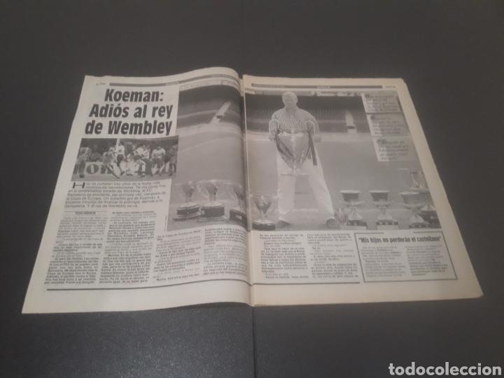 Coleccionismo deportivo: SPORT N° 5580. 20 DE MAYO 1995. - Foto 2 - 255940470