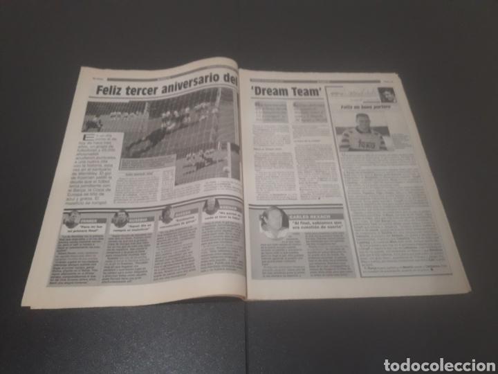 Coleccionismo deportivo: SPORT N° 5580. 20 DE MAYO 1995. - Foto 4 - 255940470