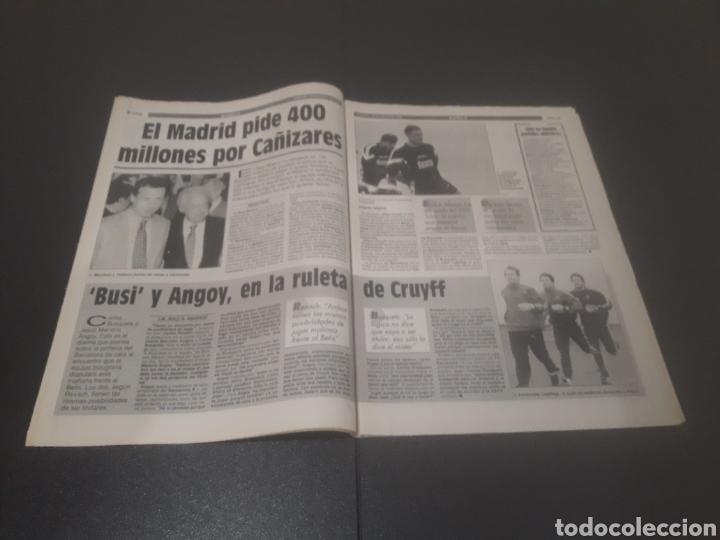 Coleccionismo deportivo: SPORT N° 5580. 20 DE MAYO 1995. - Foto 5 - 255940470