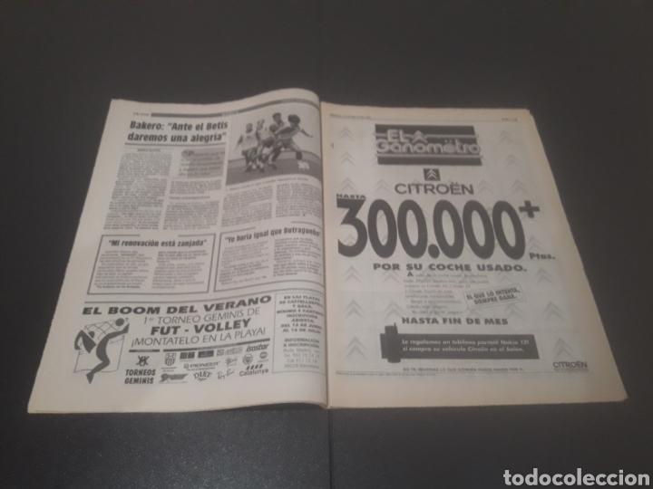 Coleccionismo deportivo: SPORT N° 5580. 20 DE MAYO 1995. - Foto 7 - 255940470