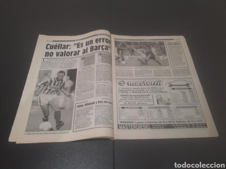 Coleccionismo deportivo: SPORT N° 5580. 20 DE MAYO 1995. - Foto 9 - 255940470