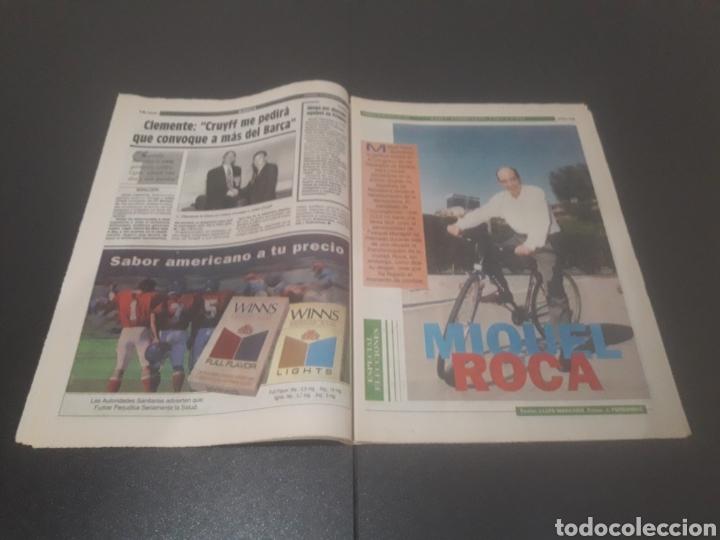 Coleccionismo deportivo: SPORT N° 5580. 20 DE MAYO 1995. - Foto 10 - 255940470