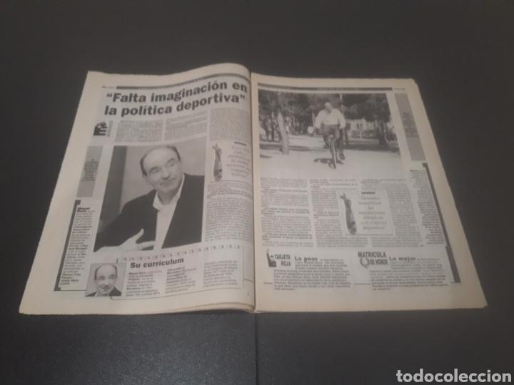 Coleccionismo deportivo: SPORT N° 5580. 20 DE MAYO 1995. - Foto 11 - 255940470