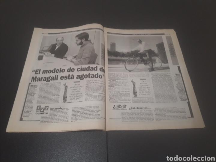 Coleccionismo deportivo: SPORT N° 5580. 20 DE MAYO 1995. - Foto 12 - 255940470